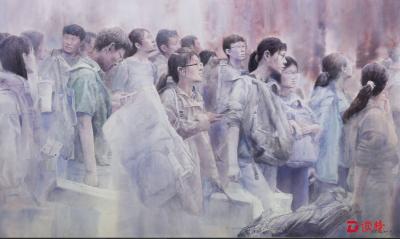 艺术硕果金秋绽放!深圳画院12件作品入选第13届全国美展
