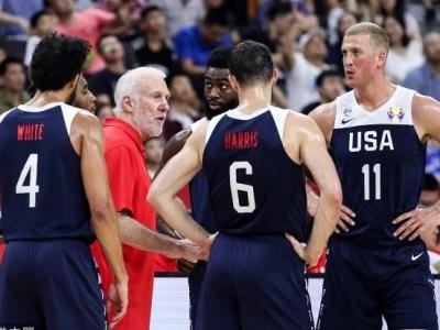 美國籃協高層:不會忘掉本來答應打世界杯卻最終食言的球員