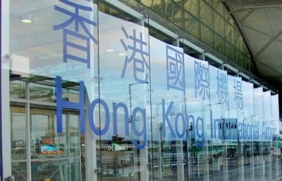 香港机场提醒旅客预留充裕时间前往机场