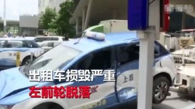 """司机疲劳驾驶致1死2伤,深圳对""""830交通事故""""出租车公司介入调查"""