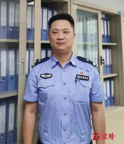 每日警星|赵浩亮:交通事故处理的行家里手