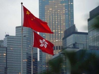"""国务院港澳办:  已到维护""""一国两制""""原则底线和香港繁荣稳定重要关头"""
