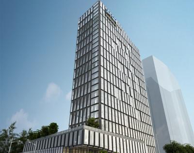 """深圳报业集团新媒体大厦迎来""""质量月""""观摩活动,打造智能全媒体大厦"""