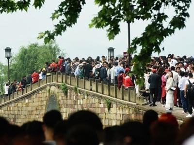 """中国为什么会有假期""""黄金周""""?答案来了"""