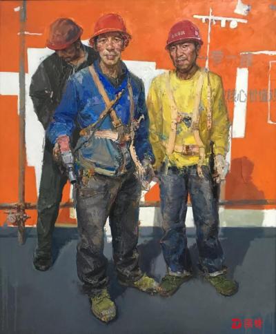 大芬11位画家作品入选第十三届全国美展