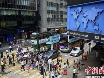 调查:香港逾七成受访中小企业指暴力事件令生意下跌