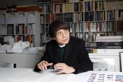 著名建筑設計師安藤忠雄設計的和美術館即將開館