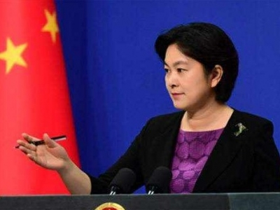 外交部批蓬佩奧涉華言論:謊言說一千遍也不會成事實