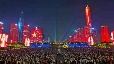 游玩有秩序 垃圾自带走 深圳市文明旅游蔚然成风