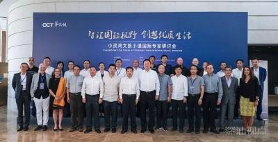 深汕特别合作区举行小漠湾文旅小镇国际专家研讨会