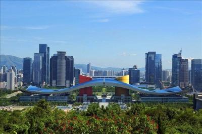 深圳市文明城市創建工作取得積極成效