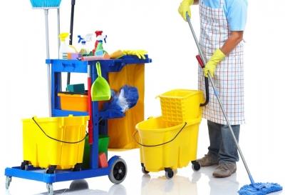 清潔公司未按規定清理垃圾,罰!
