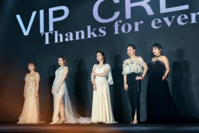 內衣品牌Kissy如吻深圳舉辦周年盛典, 林志穎、薛凱琪獻唱互動