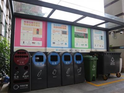 《深圳市生活垃圾分类工作激励办法》11月1日起实施,各种奖励看过来!
