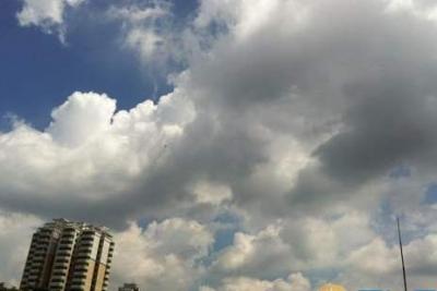 周末深圳将转雷阵雨气温下降2-4℃,早晚天气稍凉