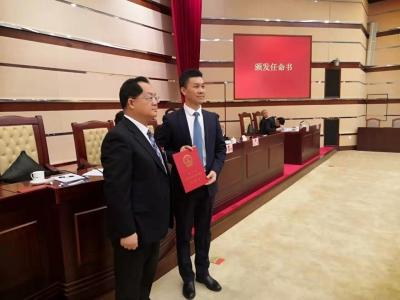 陈秋明任深圳市教育局局长