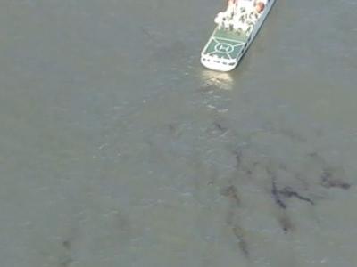 货船台风天在日本近海沉没 5名中国籍船员遇难