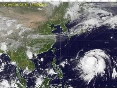 """连跳5级,超17级台风""""海贝思""""封王!接下来广东的天气……"""