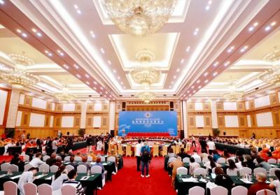 第四屆南海佛教深圳圓桌會舉行  書寫和合共生詩篇