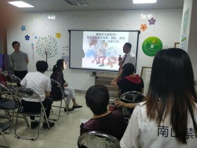 提高防毒拒毒能力!南山粵海街道禁毒宣傳講座進社區