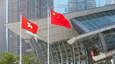 香港各界呼吁反制美国!