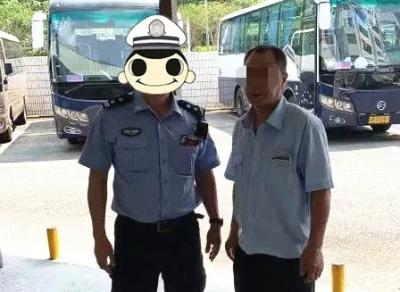 公交車因沒闖紅燈被舉報,還被罰款、記分!為什么?