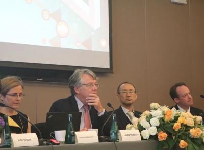 中國歐盟商會在粵發布中國企業社會體系主題報告