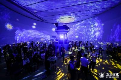 深圳梵高展喜迎收官之夜,至正文化新展將于12月中旬開幕!