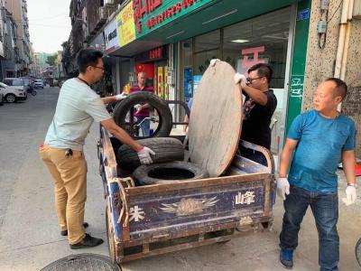 寶安區福永街道7個社區齊心協力推進創文