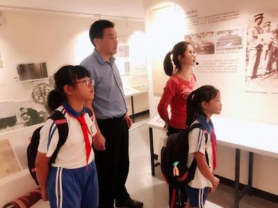 成為深圳文化新地標后,布吉凌道揚故居又變身學生實踐活動基地