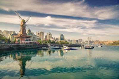 浪漫之都大连来深推介北方海滨城市的特色产品与文旅资源