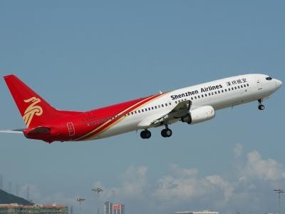 下月起深航新增深圳至槟城、深圳至济州岛航线,加密深圳至大阪航班