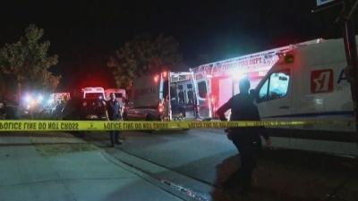 美国加州家庭聚会枪击事件:10人中枪,已有4人死亡