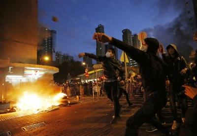 新華社評論 | 香港暴力犯罪分子必須嚴懲不貸