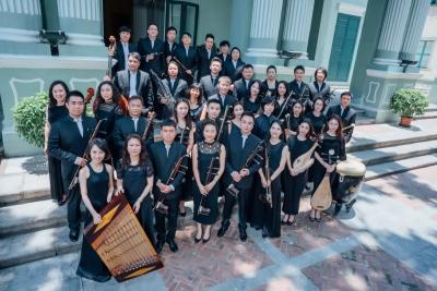 澳门中乐团联袂钢琴家袁芳 本周末呈现《春天的故事》华彩音符