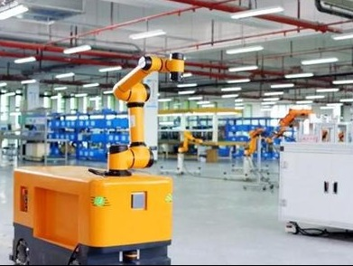 机器人行业职业技能竞赛在深举行
