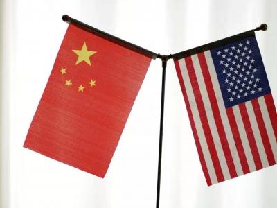 中美經貿高級別磋商雙方牽頭人通話