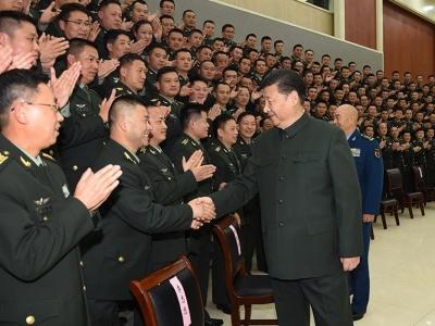 筑牢新时代强军事业的坚实基础——全军部队在习近平强军思想指引下加强基层建设综述