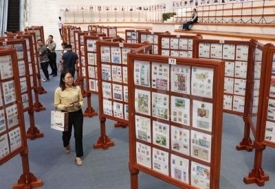 东莞规模最大规格最高集邮展来了!中国散裂中子源邮票在莞首发