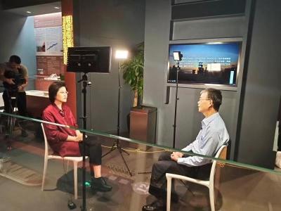 """陆建新再登央视,讲述""""中国高度""""背后的故事"""
