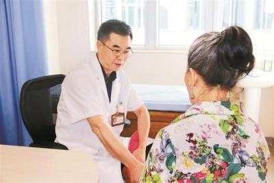 全市首个糖尿病足专科在罗湖中医院成立 发挥中西医结合优势