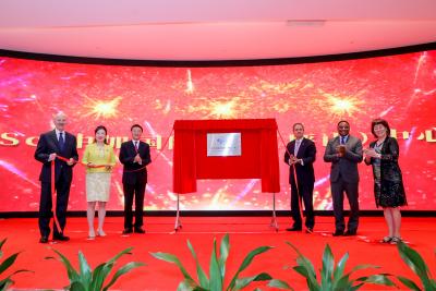 加速打造国际化创新生态链  Sci中加国际创新(坪山)中心揭牌