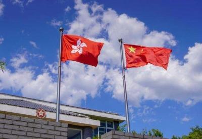 國務院港澳辦:對香港暴徒當街淋燒普通市民的罪惡行徑予以強烈譴責