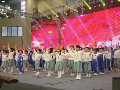 小初高聯袂舞青春!深圳高級中學(集團)東校區舉行文藝匯演