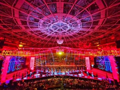 雪蘭方2019全球超模大賽中國冠軍賽暨頒獎盛典在深華美啟幕
