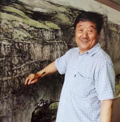 郝鶴君臺灣題材作品亮相第10屆(深圳)城市藝博會