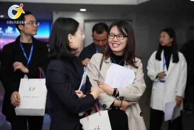 就业扶贫 校企同行 深圳举办对口帮扶地区校企合作交流活动