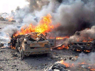 叙利亚南部地雷爆炸致7名儿童死伤