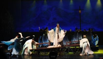 《此心光明》講述王陽明一生,看一場話劇識多彩貴州