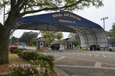 美国海军航空基地枪击案致4死8伤,枪手系沙特飞行员